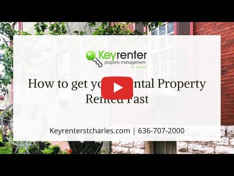 How to get your rental property rented FAST!