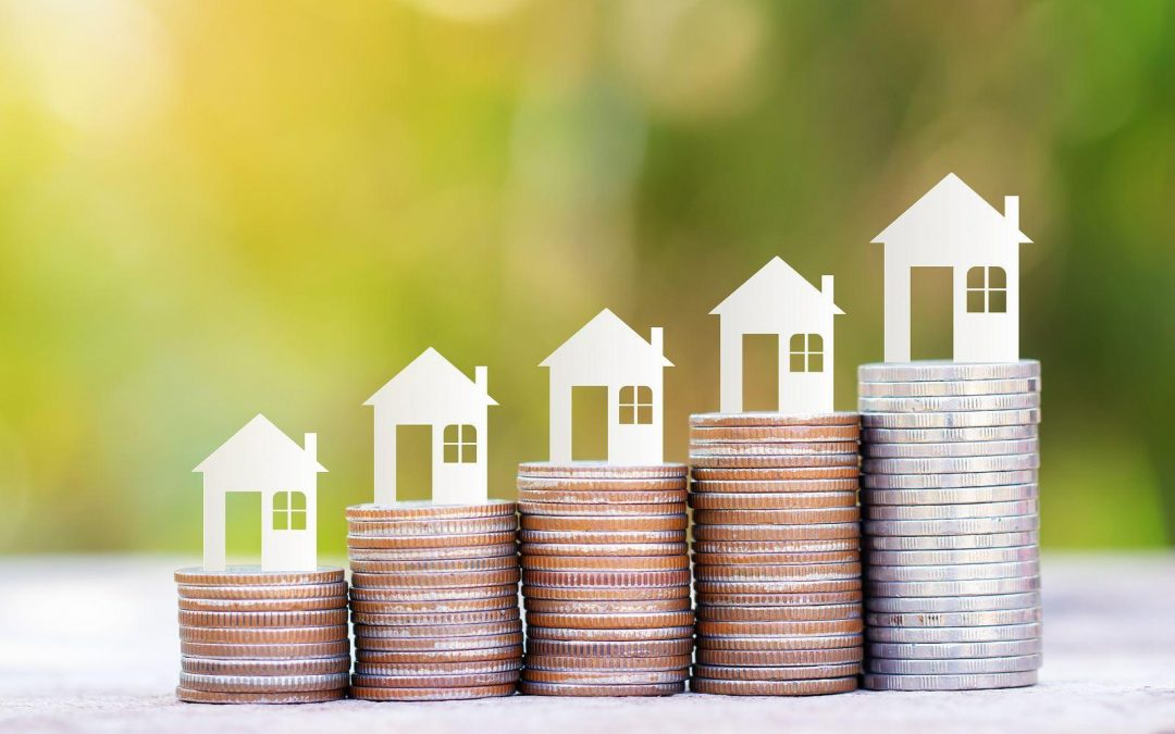 What kind of cash flow can you expect when you rent out the home you were living in?
