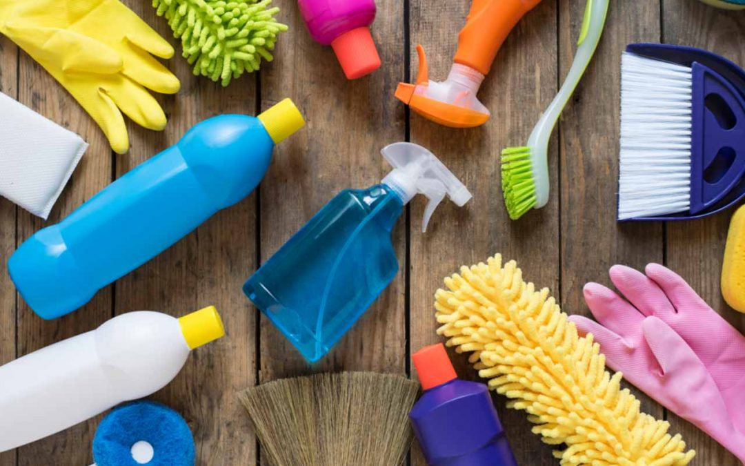 Must-Do Tasks to Effectively Spring Clean Your Properties