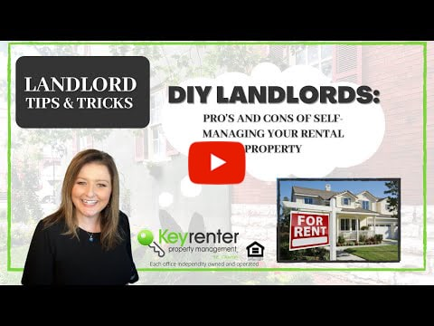 Breaking down the pro's and con's of self-managing your rental property