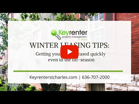 Getting your rental leased quickly even in the off season