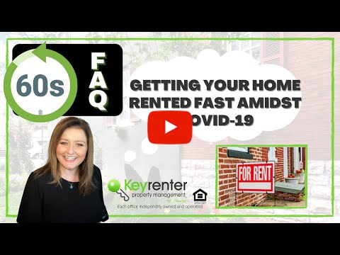 How to get your home rented fast amidst COVID-19 Shutdowns