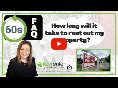 How fast can you rent my house?