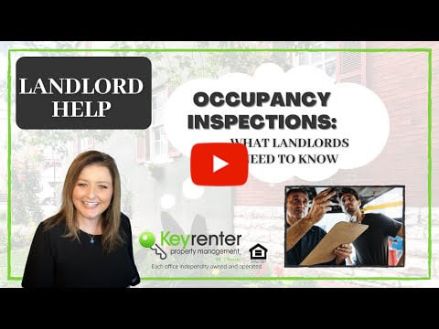 Rental Occupancy Inspections: What Landlords Need to Know