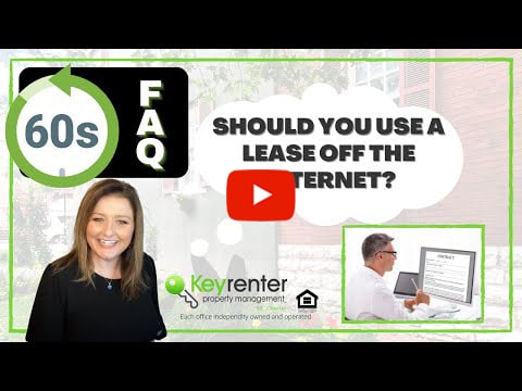 Should you use a lease off the internet?