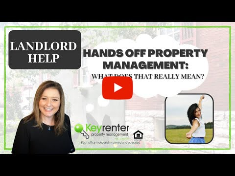 HANDS OFF PROPERTY MANAGEMENT: What does that really mean?